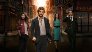Netflix's Iron Fist Season 2 premieres in September 2018