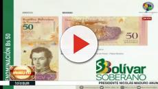 VENEZUELA/ El Bolívar Soberano y el Petro será las nuevas unidades