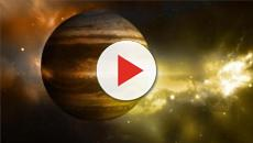 La atmósfera y los campos magnéticos son lo que produce las franjas de Júpiter