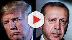 Le duel entre Trump et Erdogan