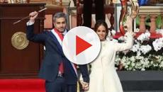 Vídeo: Asumió el mando nuevo presidente de Paraguay