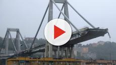 los supervivientes del derrumbe del puente en Génova