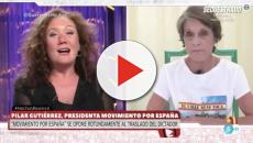Pilar Gutiérrez ataca a Cristina Fallarás en una entrevista