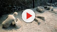 Pompeya revelan un extraordinario fresco del dios Príapo