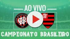 Atlético-PR x Flamengo: transmissão do jogo ao vivo