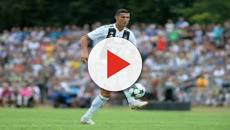 VIDEO:Cristiano Ronaldo marcó su primer gol en partido amistoso de la Juventus