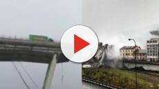 Genova, video amatoriale svela lunga crepa sul ponte Morandi prima del crollo