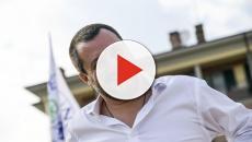 Salvini: mentre Genova piangeva, Matteo Salvini festeggiava