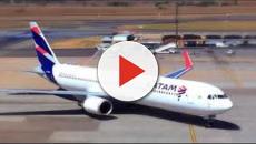 VÍDEO: Amenaza de bomba genera alarma en aeropuertos chilenos