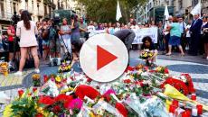 El Rey Felipe VI y Pedro Sánchez juntos en el homenaje a las víctimas del 17A