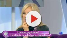 Carmen Lomana está en contra de la exhumación de Franco