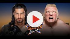 WWE Summerslam 2018, gli incontri: Lesnar contro Reigns