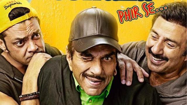 Yamla, Pagla, Deewana Phir Se Trailer: Dharmendra and Sons hands again