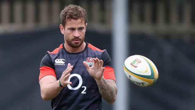 Danny Cipriani charged with improper conduct by Rugby Football Union