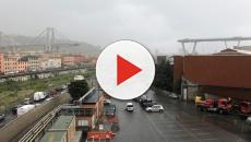 Genova, crollo ponte Morandi: Salvini criticato per selfie ai funerali di Stato