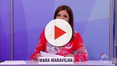 Mara Maravilha está fora do Fofocalizando, do SBT