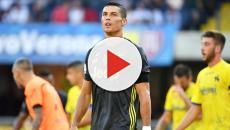 Cristiano Ronaldo passa em branco na sua estreia pela Juventus