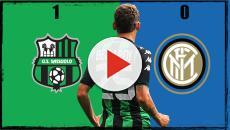 Sassuolo-Inter: ko dei nerazzurri, decide Berardi su rigore
