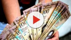 Ciudadanos venezolanos estan tristes por el aumento del salario en un 3200%