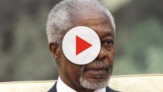 Muere Kofi Annan, ex secretario de la ONU, a los 80 Años