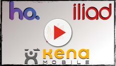 Promozioni estive di Iliad, Kena e Ho Mobile