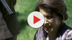 Anticipazioni Il Segreto, Consuelo salva Francisca dalla fucilazione