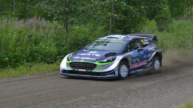 Rally, Tanak in Germania cerca la vittoria: oggi la finale
