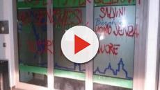 Bergamo: sede della Lega vandalizzata, Caldreoli preoccupato