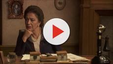 Trame Il Segreto: Maria scrive una lettera a Francisca
