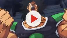 Dragon Ball Super: Broly promo material shows his body built for fighting