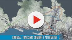Il Progetto Gronda avrebbe potuto alleggerire il traffico sul ponte Morandi