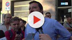 Salvini sugli immigrati: 'Soros vuole distruggere la civiltà occidentale'