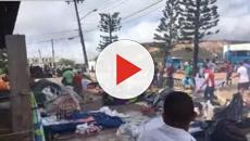 VIDEO: Brasil/ Ataque a inmigrantes venezolanos en Roraima