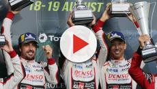 VÍDEO: Alonso y Toyota ganan en la pista y pierden en la mesa de comisarios