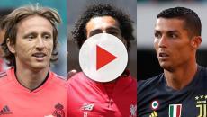 Les 3 finalistes pour le titre de meilleur joueur UEFA de l'année