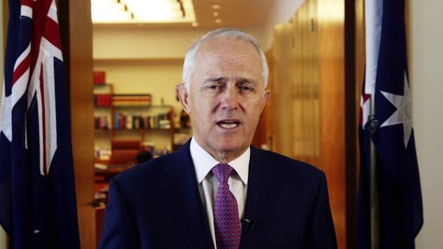 Malcolm Turnbull renuncia a la reducción de gases de efecto invernadero