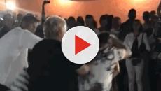Palermo, uomo preso a schiaffi dalla moglie: si era scatenato con una ballerina