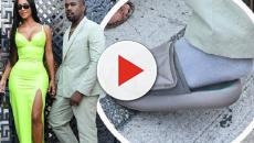 Kanye West Wears Hospital Slippers To 2 Chainz's Wedding