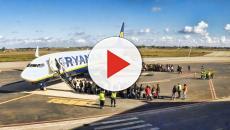 Ryanair, brutte sorprese: da novembre niente più bagaglio a mano gratuito