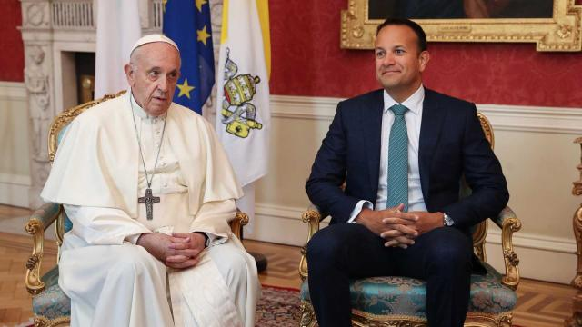 VÍDEO: Ministro irlandés pidió al Papa que actué en relación a los abusos