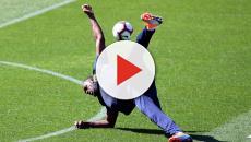 Fußball: Usain Bolt mangelt es an Geschwindigkeit