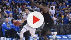 LiAngelo Ball tweaked ankle at pre-draft workout with Warriors