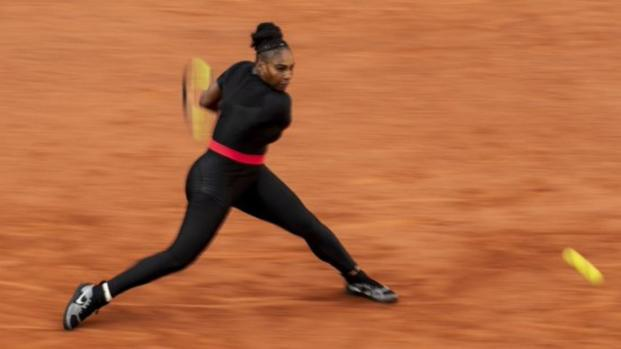French Open bans Serena Williams' Catsuit