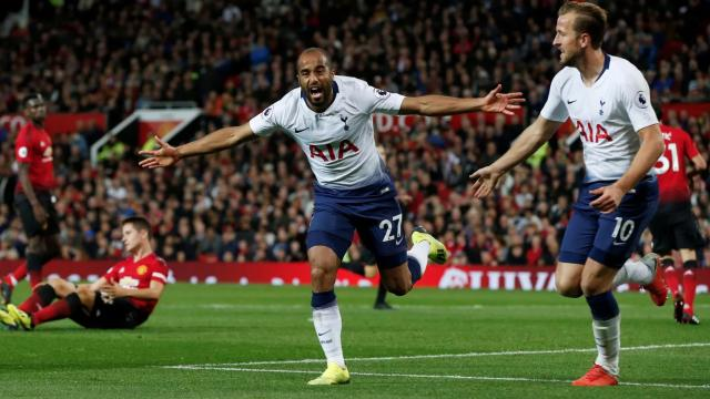 Premier League: Tottenham Hotspur beat Manchester United 3-0