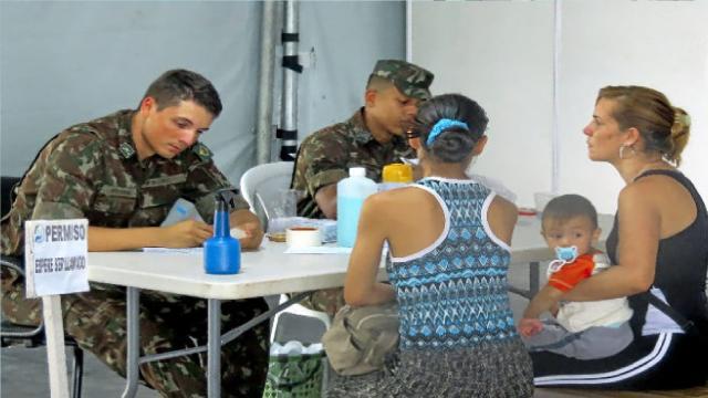 Brasil enviará al ejército para dar seguridad en la frontera con Venezuela