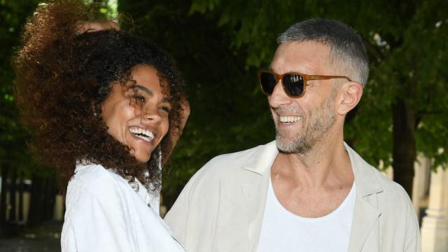 Vincent Cassel contrajo matrimonio con la modelo francesa Tina Kunakey