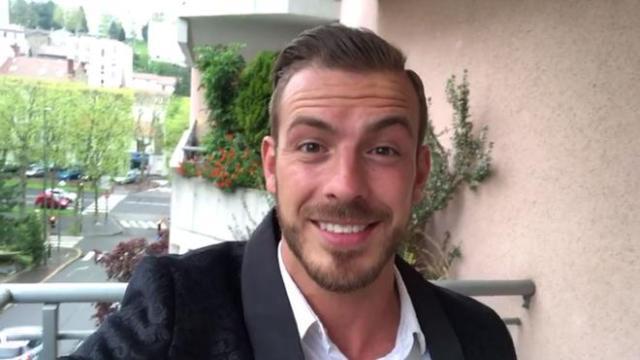 Julien Bert, Benjmain Samat et Nikola Lozina nus sur les réseaux sociaux