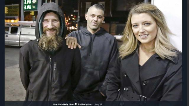 Homeless man sues couple who raised £308,000 for him, but kept most of it