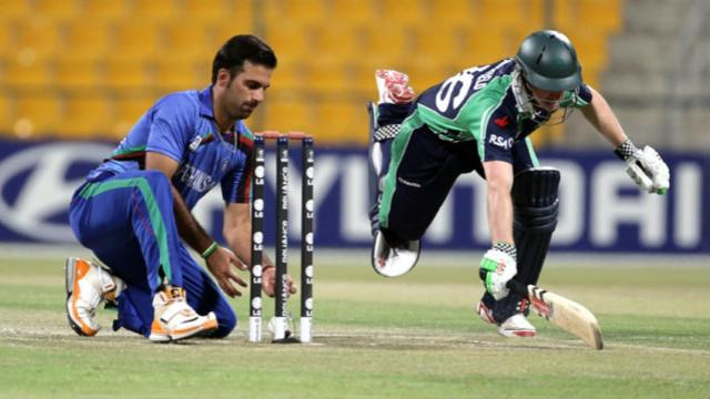 Afghanistan vs Ireland 3rd ODI live streaming on BBC Sports