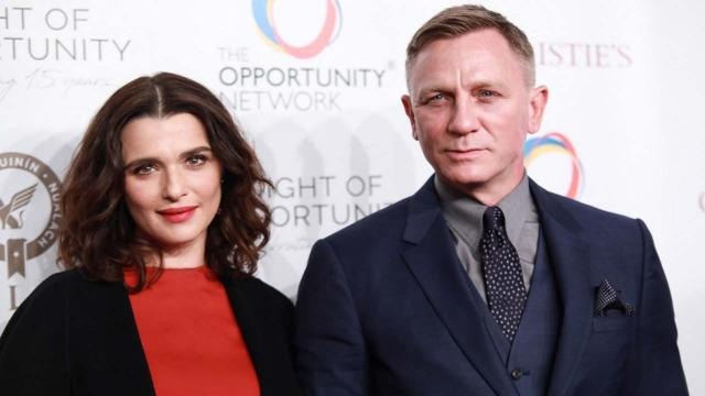 Daniel Craig and Rachel Weisz have a brand-new daughter